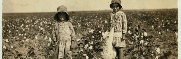 Эксплуатация детей на американских заводах в начале ХХ века