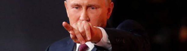 Главные слова из пресс-конференции Путина