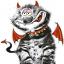 Демонический кот