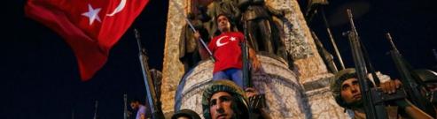"""Турецкий """"недопереворот"""" с большими последствиями"""