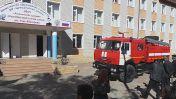 Взрыв в дагестанской школе