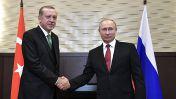 Путин и Эрдоган подвели итоги переговоров в Сочи