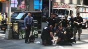 В Нью-Йорке автомобиль въехал в толпу пешеходов