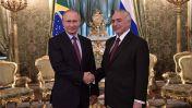 Путин и Темер подписали заявление о стратегическом внешнеполитическом диалоге