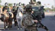 Трамп разрешил военным открывать огонь на поражение на границе с Мексикой