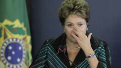 Импичмент президента Бразилии Дилмы Русеф