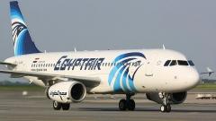 Самолет EgyptAir упал в Средиземное море