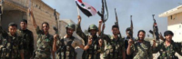 Сирийская армия отрезала пути снабжения боевиков из Турции