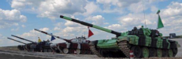В НАТО украли идею танкового биатлона у России