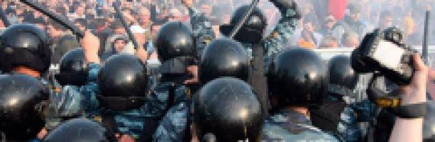 Протестные события в России 2010-2012 (часть четвёртая)