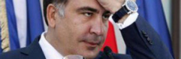 Пьяный Саакашвили в годовщину 080808 рассказал, как Украина помогла ему напасть на Южную Осетию