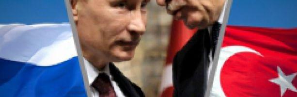 Путин и Эрдоган сегодня решают, как и против кого будут дружить