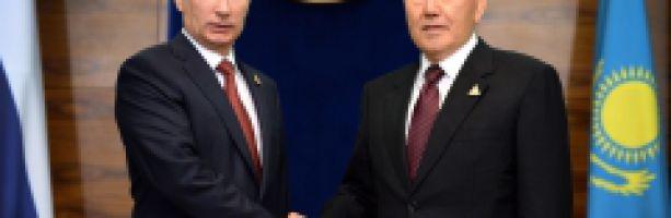 Очень значимые новости идут по встрече с Назарбаевым