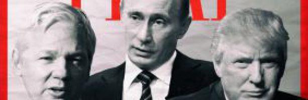 Путин и Ассанж – лидеры доверия американцев