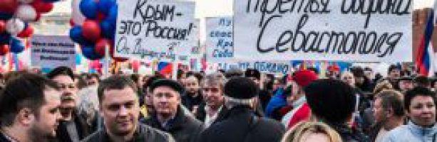 Как Украина аннексировала Крым. Честный разговор с Никки Хейли