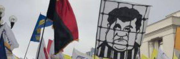 Ультиматумы беглого президента. Саакашвили вывел людей на протесты