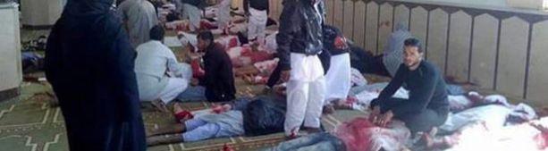 СМИ: При теракте в Египте пострадали более 150 человек