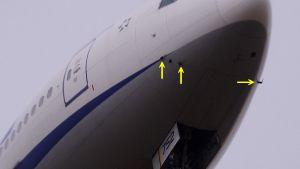 Про замерзший датчик - трубка Пито: причина катастроф