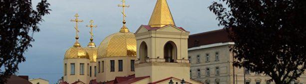 Боевики напали на православный храм в центре Грозного