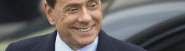 """Сильвио Берлускони назвал Крым """"самой красивой частью России"""""""