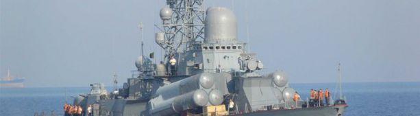 Напомнило. Черноморский флот в «Пятидневной войне»