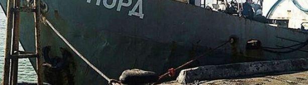 Прессование потомков шумеров в Азовском море не прекращается
