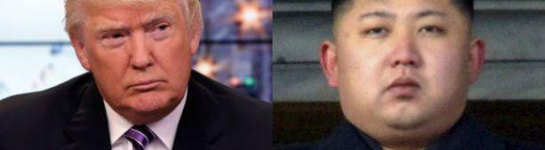 Трамп, Ким и шум