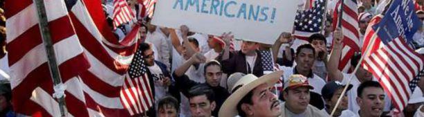 Этнический раскол США отменяется?