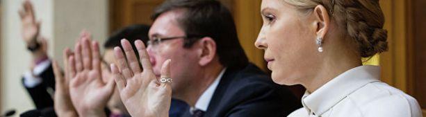 "Она вернулась. Железная канцлер Тимошенко ""покажет миру, куда идти"""
