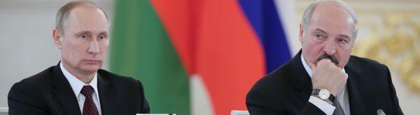 Походу встреча Путина и Лукашенко закончилась ничем