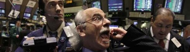 Новый кризис выглядывает из-за угла, спусковым крючком может стать «сланцевая афёра»