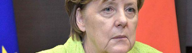 Меркель: Германия может присоединиться к удару по Сирии