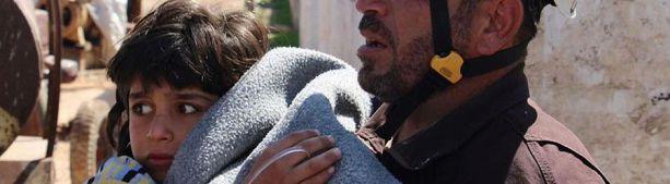 Минобороны: Американцы уже отсняли постановочные сцены химатаки в Идлибе