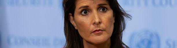 СМИ сообщили об отставке постпреда США при ООН Никки Хейли