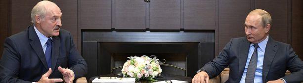 Незыгарь: Итоги Сочинских переговоров с Лукашенко