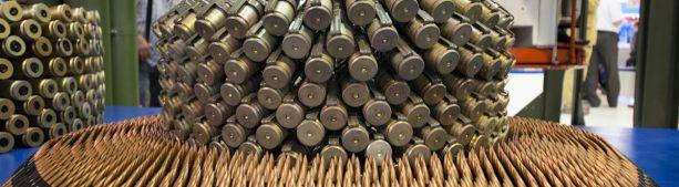 Украина построит сотни новых хранилищ боеприпасов взамен взорвавшихся