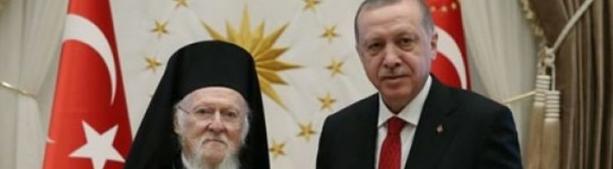 Турецкий гамбит. Какова роль Эрдогана в решении Варфоломея по Украине