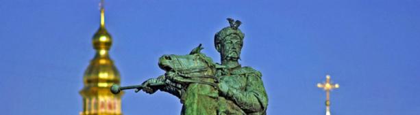 На воскресенье Порошенко объявил молебен за автокефалию. Сбор у памятника Богдану Хмельницкому
