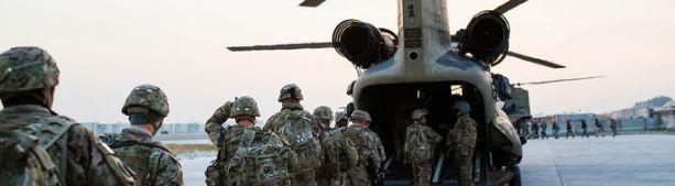 Американские военные не исключили скорого начала крупной войны