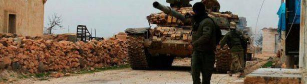 Сводка боевых действий в Сирии за   17 октября от ANNA-News