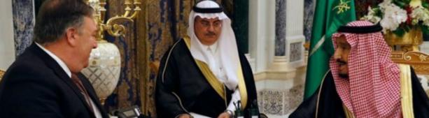 Лидер Саудовской Аравии не боится ярости США