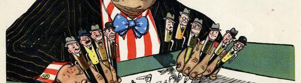Как будто вчера: карикатуры из СССР