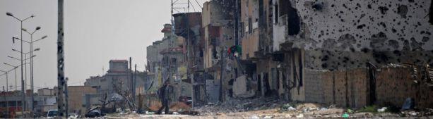 Дураки и Ливия