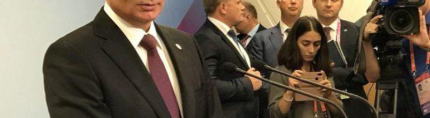 Путин: Встречаться в нормандском формате сейчас бессмысленно.