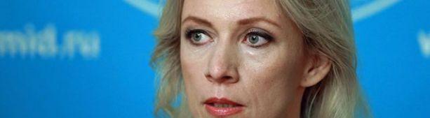 """Захарова: США перешли к прямым угрозам в адрес ЕС, чтобы остановить """"Северный поток - 2"""""""