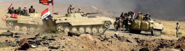Сводка боевых действий в Сирии за 16 ноября от ANNA-News