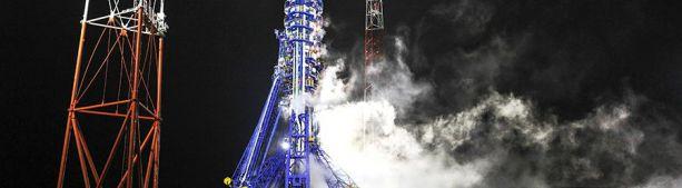 Космические войска приняли на управление три новых спутника