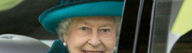 Елизавета II и 12 президентов США