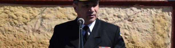 Глава ВМС Украины готов обменять себя на задержанных моряков