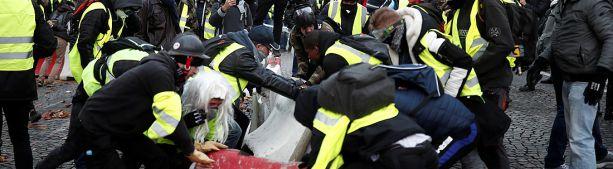 Франция: всё плохо